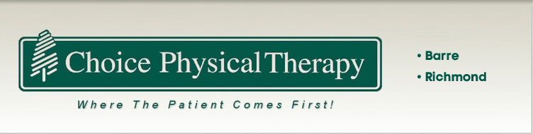 Choice Physical Therapy of Vermont
